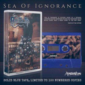 BRUTALITY (USA) – 'Sea Of Ignorance' TAPE
