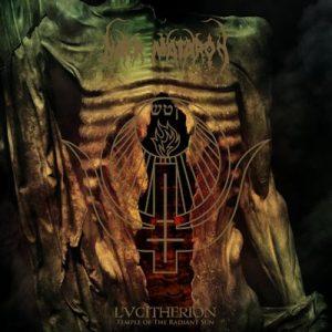 NAER MATARON (Gr) – 'Lvcitherion -Temple of the Radiant Sun' LP Gatefold