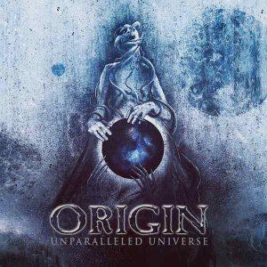 ORIGIN (USA) – 'Unparalleled Universe' LP Gatefold
