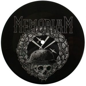 "MEMORIAM (UK) – 'The Hellfire Demos' Pic7""EP"
