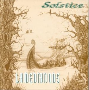 SOLSTICE (UK) – Lamentations CD Super-Jewelcase