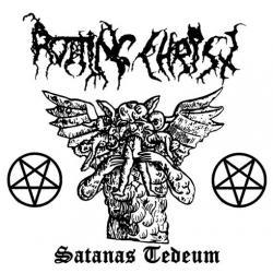ROTTING CHRIST (Gr) - 'Satanas Tedeum' MLP