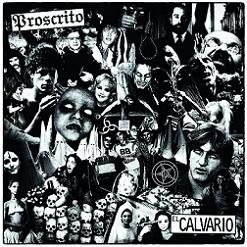 PROSCRITO (Spa) – 'El Calvario' MLP Gatefold + Poster