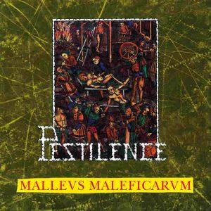 PESTILENCE (Nl) – 'Malleus Maleficarum' LP