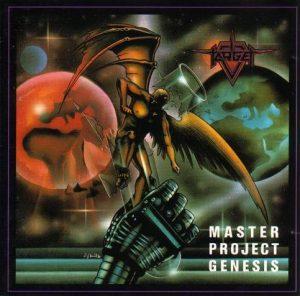 TARGET (Bel) – 'Master Project Genesis' LP