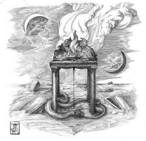 OBSCURE BURIAL (Fin) – 'Obscure Burial' LP