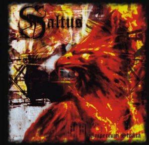 SALTUS (Pol) – 'Empire of the Sun' LP