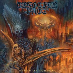GENOCIDE PACT (USA) – 'Order of Torment' CD