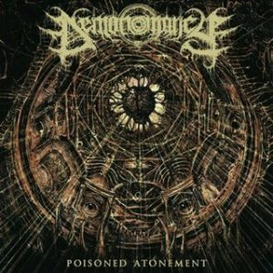 DEMONOMANCY (It) – 'Poisoned Atonement' LP Gatefold