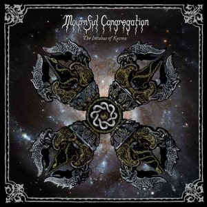 MOURNFUL CONGREGATION (Aus) – 'The Incubus of Karma' D-LP Gatefold