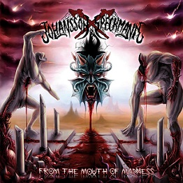 JOHANSSON & SPECKMANN – 'From the mouth of madness' LP