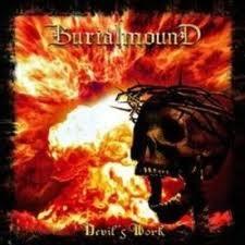 BURIALMOUND (Fin) - 'Devil's Work' TAPE