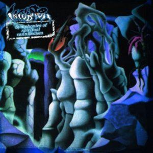 INCUBATOR (Ger) – 'Symphonies of Spiritual Cannibalism' LP (Purple vinyl)