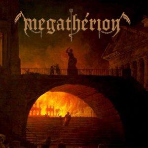 MEGATHÉRION (Ger) – 's/t' LP