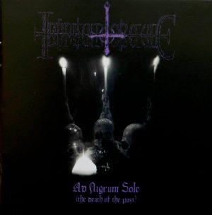INFINITUM OBSCURE (Mex) – 'Ad Nigrum Sole' CD Slipcase