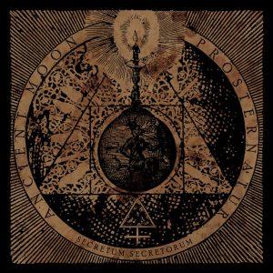 ANCIENT MOON / PROSTERNATUR - Split LP