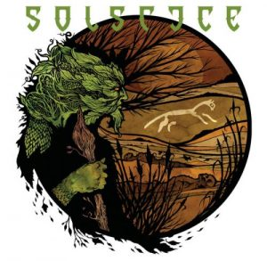 SOLSTICE (UK) – 'White Horse Hill' LP Trifold (first press)