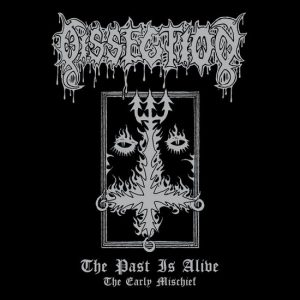 DISSECTION (Swe) – 'The Past Is Alive' LP