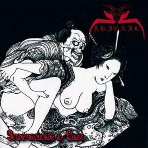 ABIGAIL (Jap) – 'Intercourse & Lust' CD