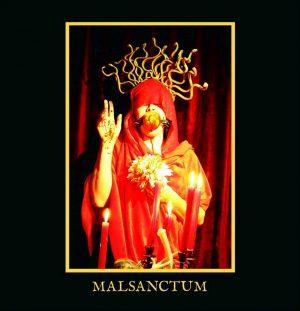 MALSANCTUM (Can) – 'Malsanctum' LP Gatefold
