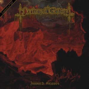 NOCTURNAL GRAVES (Aus) – 'Inward Graves' MLP