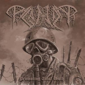 PAGANIZER (Swe) – 'Promoting Total Death' LP