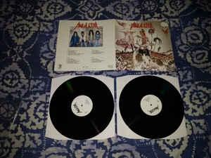 ANIALATOR (USA) – '1990 Unreleased EP + 1987 Demo Sessions' D-LP Gatefold