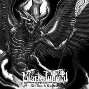 BLACK FUNERAL (USA) - The Dust and Darkness MLP Gatefold