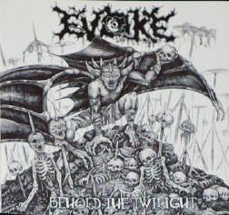 "EVOKE (UK) – 'Behold The Twilight' 7""EP"