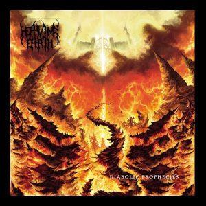 HEAVING EARTH (Cz) – 'Diabolic Prophecies' CD