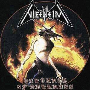 NIFELHEIM (Swe) – 'Servants Of Darkness' LP Picture w/cover