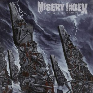 MISERY INDEX (USA) – 'Rituals of Power' LP Gatefold