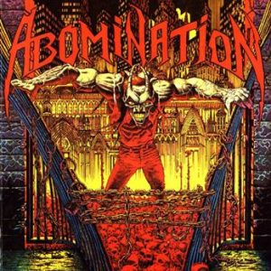 ABOMINATION (USA) – 'Abomination' LP