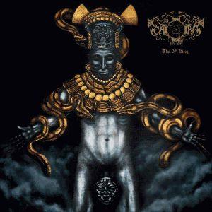 SAQRA'S CULT (Bel) – 'The 9th King' LP
