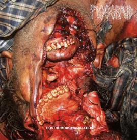 PISSGRAVE (USA) – 'Posthumous Humiliation' LP