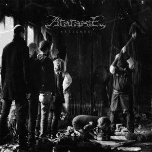 ATARAXIE (Fra) – Resignes  D-LP Gatefold