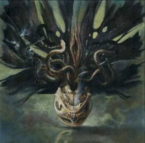 AKROTHEISM (Gr) – 'The Law of Seven Deaths' D-LP