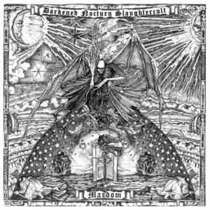 DARKENED NOCTURN SLAUGHTERCULT (Ger) – 'Mardom' LP Gatefold