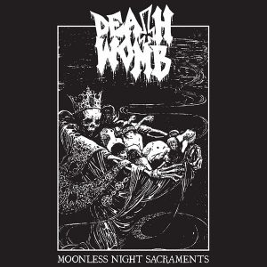DEATHWOMB (Spa) – 'Moonless Night Sacraments' LP