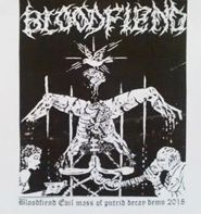 BLOODFIEND (Chi) – 'Evil Mass of Putrid Decay' TAPE