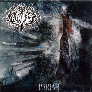NAGLFAR (Swe) – 'Pariah' LP (Blue splatter)