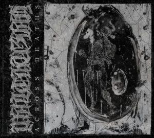 MALTHUSIAN (Irl) – 'Across Deaths' LP Gatefold