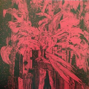 VASSAFOR / TEMPLE NIGHTSIDE (NZ/Aus) – split LP (red vinyl)