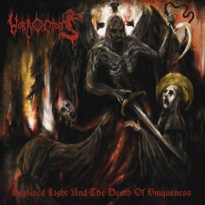HORROCIOUS – 'Depleted Light and the Death of Uniqueness' LP