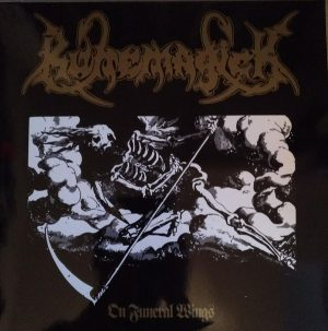 RUNEMAGICK (Swe) – 'On Funeral Wings' D-LP (Gold vinyl)