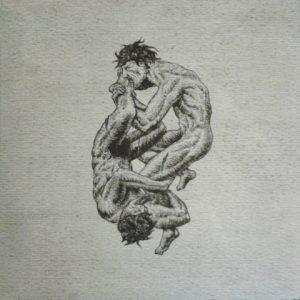 DEATHSPELL OMEGA / S.V.E.S.T. (Fra) – split LP Gatefold