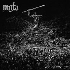 MGLA (Pol) – 'Age of Excuse' LP