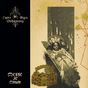 DISHARMONY (Gre) – 'Messe de Minuit' LP