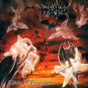 IMMOLATION (USA) – 'Dawn of Possession' PicLP