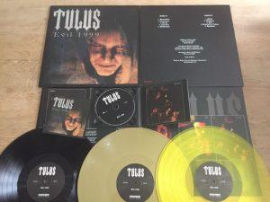 TULUS (Nor) – 'Evil 1999' LP